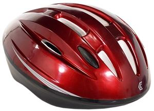 KENT 64751 Adult Helmet, Black Cherry Bike Parts & Accessories Kent international