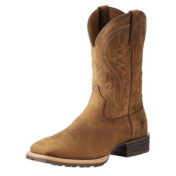 Hybrid Rancher Western Boot Boots Ariat Brown 9 EE