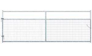 Behlen Country 40183128/40132127 Wire-Filled Gate, 50 in H Gate, 12 ft W Gate Fencing Behlen/farmaster