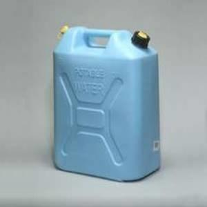 Scepter 04933 Water Container, 5 gal Capacity, Polyethylene, Light Blue Ice Chests & Coolers Scepter canada