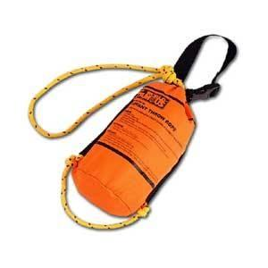 World Famous 3148 Rescue Throw Bag, 50 ft L Line, Nylon Marine/Boats & Accessories World famous sales of