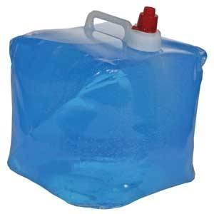 World Famous 2360 Folding Water Carrier, 14 L Capacity, Clear Ice Chests & Coolers World famous sales of
