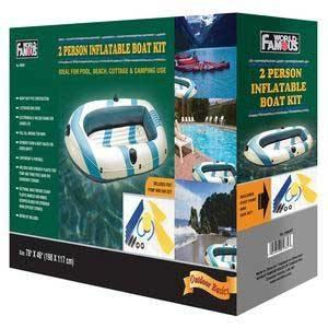 World Famous 5382KT Inflatable Boat Kit Marine/Boats & Accessories World famous sales of
