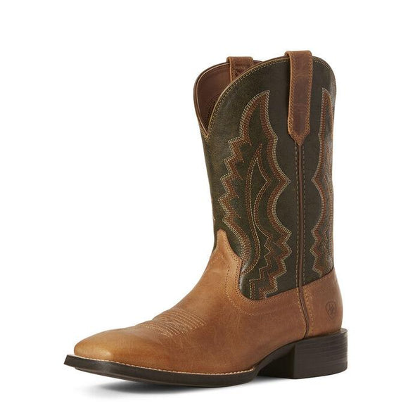 Sport Riggin Western Boot Boots Ariat Brown 8 EE