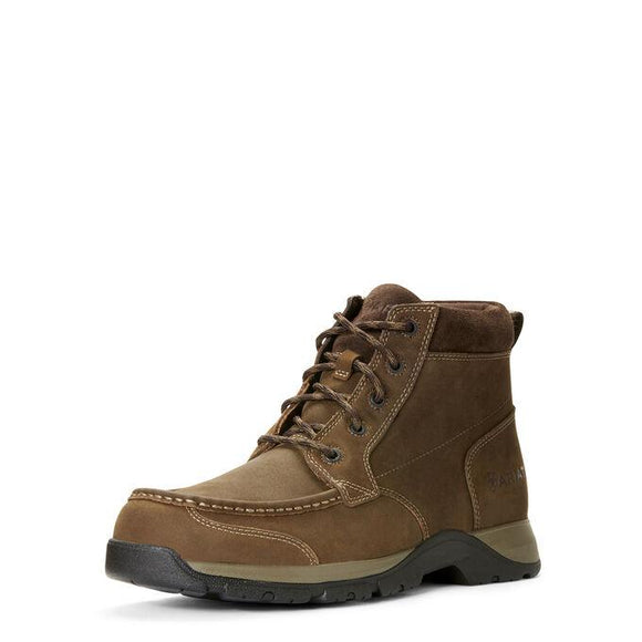 Edge Boot Boots Ariat Brown 8 EE