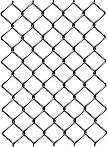 Rangemaster 10661 EZ Roll Chain Link, 50 ft L, 72 in H, 12.5 ga Fencing Deacero