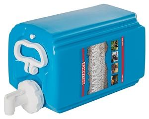 Reliance Products 9712-03 Water Container, 2.5 gal Capacity, Polyethylene, Blue Ice Chests & Coolers Reliance products