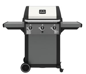 Broil-Mate 196454 Gas Grill, Liquid Propane, Stainless Steel Grills, Smokers & Fireplaces Onward mfg