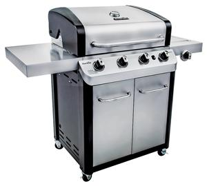 Char-Broil SIGNATURE 463277017 Gas Grill, Stainless Steel Grills, Smokers & Fireplaces Char-broil llc