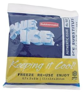 Rubbermaid FG1006TL220 Blue Gel Ice Pack Ice Chests & Coolers Rubbermaid canada