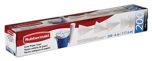 Rubbermaid FG2B4112WHT Cone Paper Cup, For Use With Rubbermaid 8275 Cup Dispensers, 20-1/2 in x 14 in x 10-1/2 in Ice Chests & Coolers Rubbermaid canada