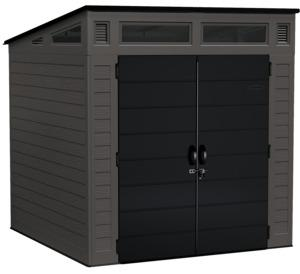 SHED MODREN STORAGE GRAY 7X7FT Outdoor Storage Suncast