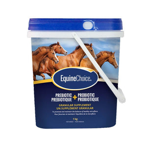 Equine Choice Pre & Probiotic - Granular Animal-Pro Products