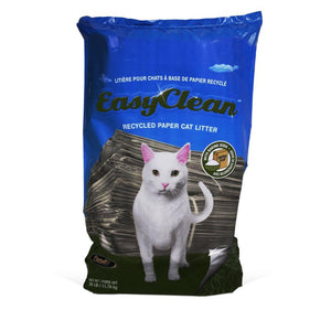 Pestell Easy Clean Paper Litter 26LB Bag Cat Supplies Pestell Pet Products
