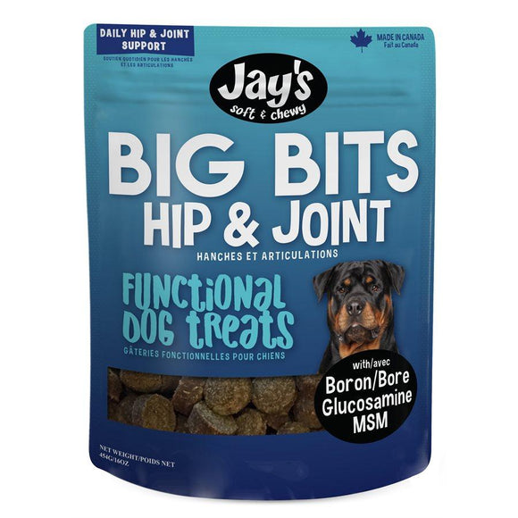 Waggers Big Bits 454g Dog Food Waggers Pet Products
