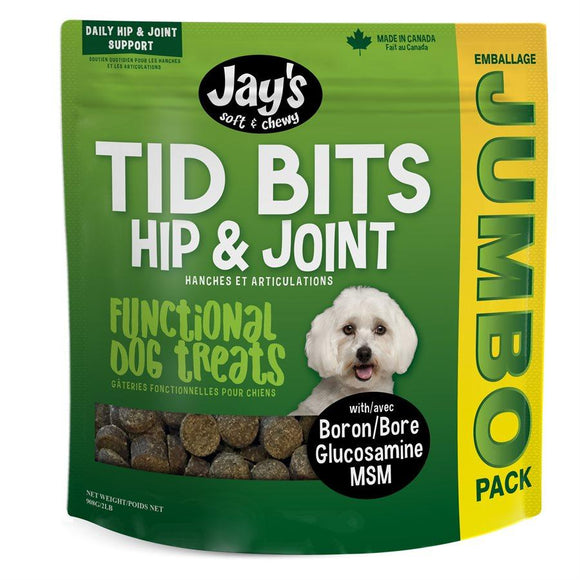 Waggers Jay's Original Tid Bits Functional Treats 908g Dog Supplies Waggers Pet Products