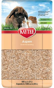 Kaytee Aspen Bedding & Litter 1200 cu in KB Depot Express