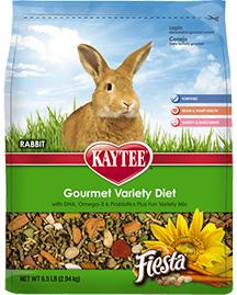 Kaytee Fiesta Rabbit Food 6.5lb KB Depot Express