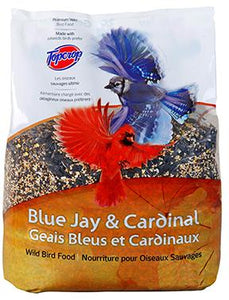 Topcrop Blue Jay and Cardinal Mix 6.8kg KB Depot Express