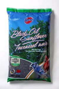 Topcrop Black Oil Sunflower Wild Bird Food 7kg KB Depot Express