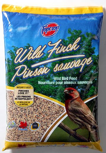 Topcrop Wild Finch with Nyjer 4kg KB Depot Express