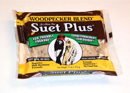 Topcrop Suet Plus Woodpecker Blend Suet 312g KB Depot Express