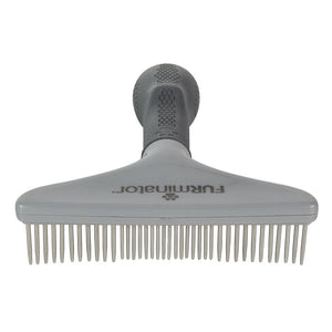 FURminator Grooming Rake for Dogs & Cats Cat Supplies FURminator