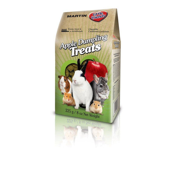 Martin Apple Dumpling Small Pet Treat 25g Small Animals MARCAM Nutrition
