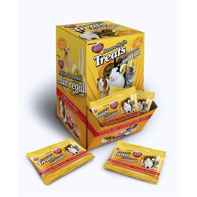 Martin Banana Muffin Small Pet Treat 25g Small Animals MARCAM Nutrition
