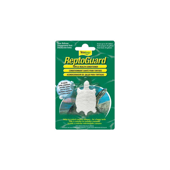 Spectrum Tetra ReptoGuard Water Conditioner 1 Block Aquatic Spectrum Brands