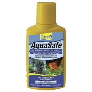 Spectrum Tetra AquaSafe Bilingual 3.3oz Aquatic Spectrum Brands