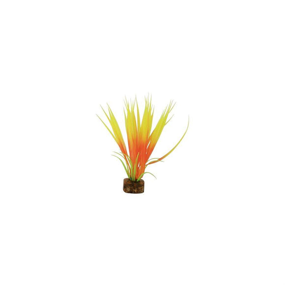 Spectrum GloFish Plant Small Orange Yellow Aquatic Spectrum Brands