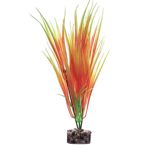 Spectrum GloFish Plant Medium Orange Yellow Aquatic Spectrum Brands