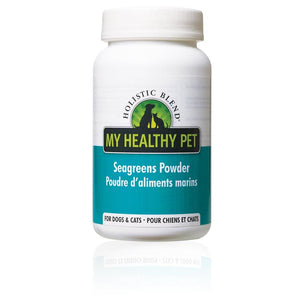 My Healthy Pet Organic Seagreens Powder 330g Cat Supplies Holistic Blend