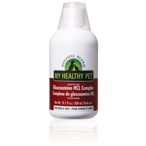 My Healthy Pet Glucosamine HCL Liquid 250ml Cat Supplies Holistic Blend