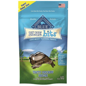 Blue Buffalo Chicken Flavor Bits Dog Treats 8/16oz Dog Supplies Blue Buffalo