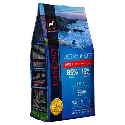 Essence Limited Ingredient Recipe Ocean Recipe Dog Food 4 LB Dog Food Essence Pet Foods