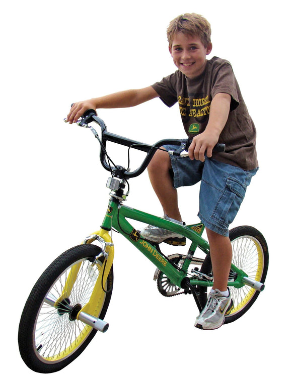 John Deere 20 Inch Boys Bike Toy John Deere
