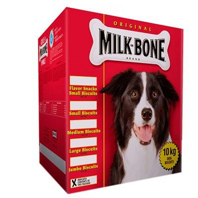 Smuckers Milk Bone Flavour Snacks Small Biscuits 10KG Dog Treats J.M.Smuckers