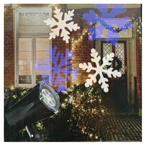 Santas Forest 92410 Motion Projector, LED Lamp Christmas Decorations Santas forest