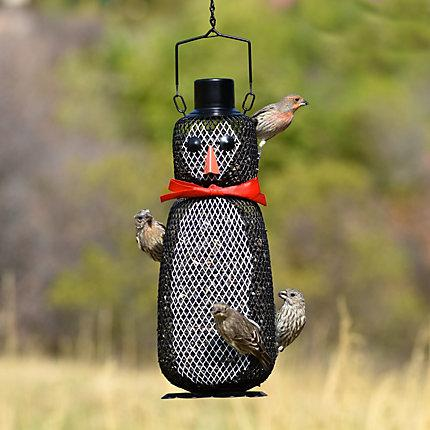 Woodstream No/No Penguin Mesh Wild Bird Feeder KB Depot Express