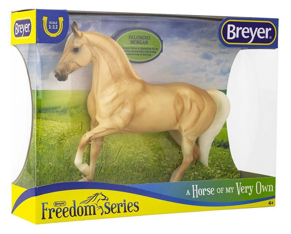 Palomino Morgan Toy Breyer
