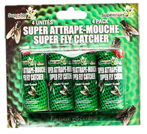 Superior 1101 Super Fly Catcher Pack Insect Killer orgill