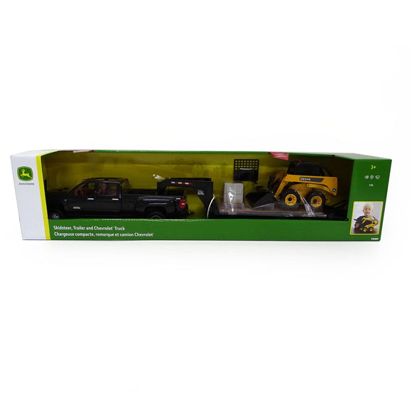 16 BF JD CONSTRUCTION SET Toy John Deere