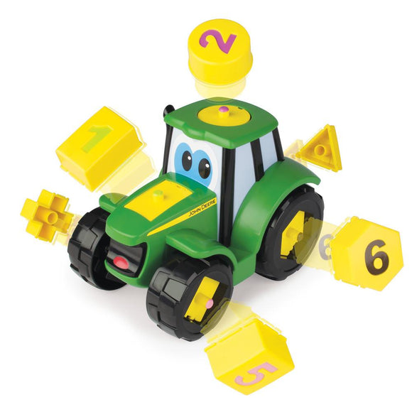 JD LEARN N POP JOHNNY Toy John Deere
