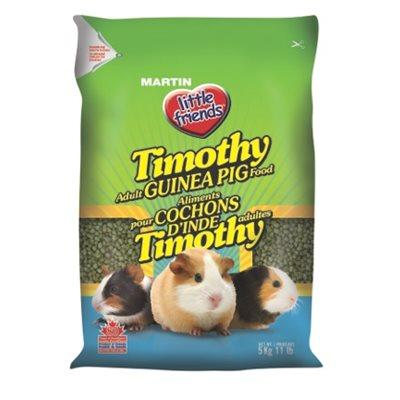 Martin Mills Extruded Timothy Adult Guinea Pig Food 5kg Small Animals MARCAM Nutrition