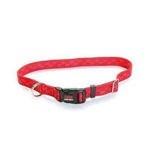 "Reflex Collar 5/8""x13"" Red Checker Dog Supplies Reflex Corporation"