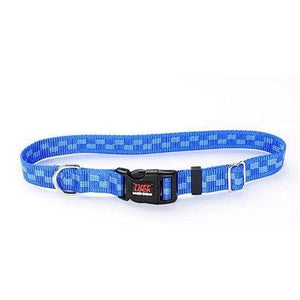 "Reflex Collar 5/8""x13"" Royal Checker Dog Supplies Reflex Corporation"