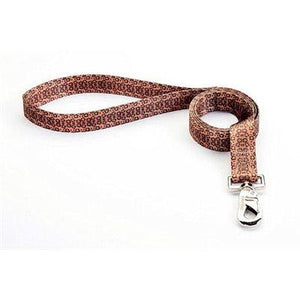 "Reflex Leash 1""x6"" Leopard Cat Supplies Reflex Corporation"