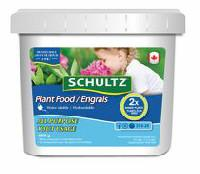 Schultz Water Soluble All Purpose Plant Food 25-8-20 950g Lawn and Garden Schultz
